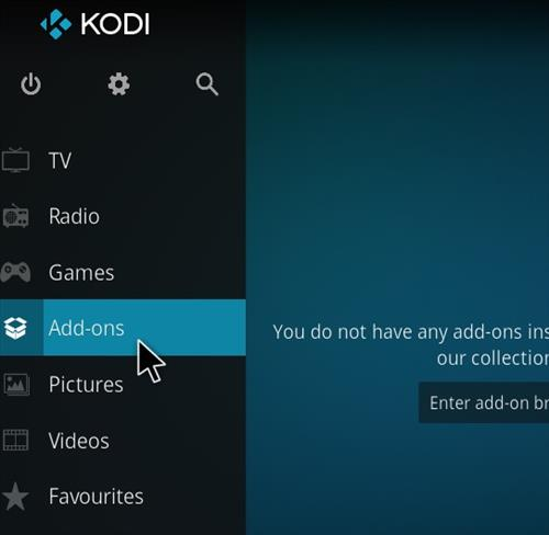 How to Install Voodoo Kodi 18 Leia Add-on step 8