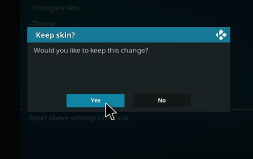 How to change the Skin back to Default Estuary plutonium step 5
