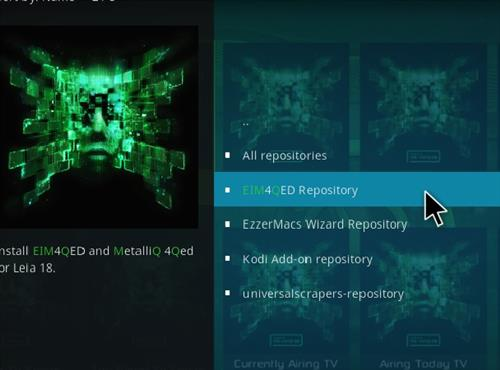 How to Install 4Qed Filters Kodi 18 Leia Add-on step 15