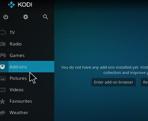 How to Install Deciet Kodi 18 Leia Add-on step 8