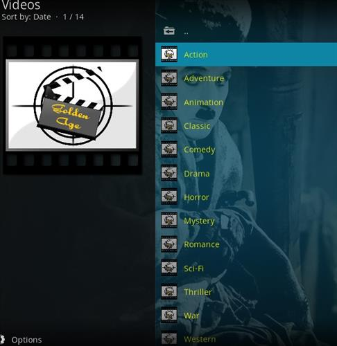 How to Install Golden Age Kodi 18 Leia Add-on pic 2
