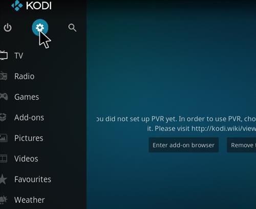 How to Install Golden Age Kodi 18 Leia Add-on step 1
