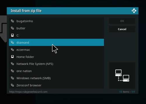 How to Install Golden Age Kodi 18 Leia Add-on step 11