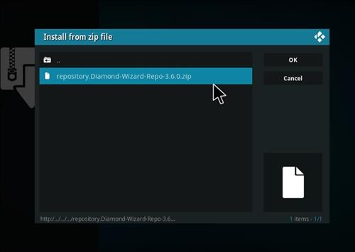 How to Install Golden Age Kodi 18 Leia Add-on step 13