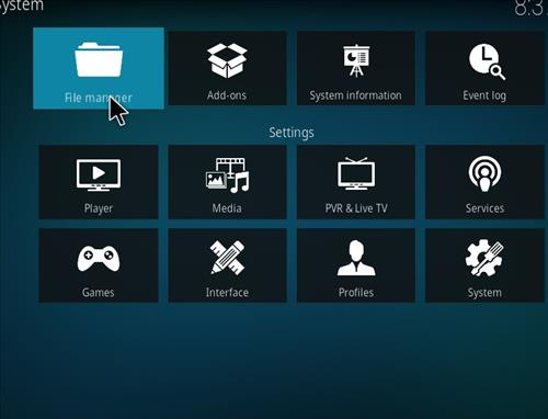 How to Install Kong TV Kodi 18 Leia Add-on step 2
