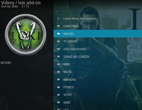 How to Install Loki Kodi 18 Leia Add-on pic 2