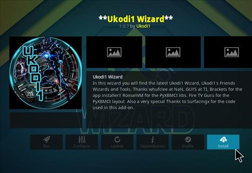 How to Install Phoenix Rising Kodi 18 Build Leia step 18