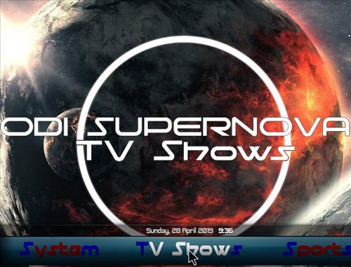 How to Install Supernova Kodi 18 Build Leia pic 2