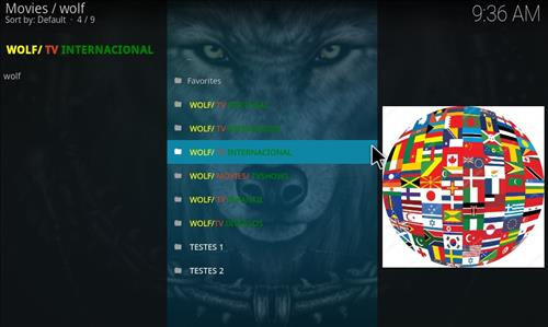 How to Install Wolf Kodi 18 Leia Add-on pic 2