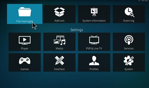 How to Install Wolf Kodi 18 Leia Add-on step 2