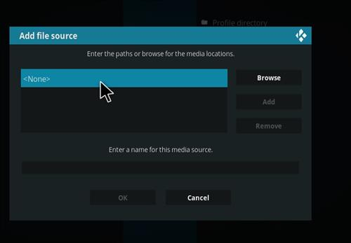 How to Install Wolf Kodi 18 Leia Add-on step 4