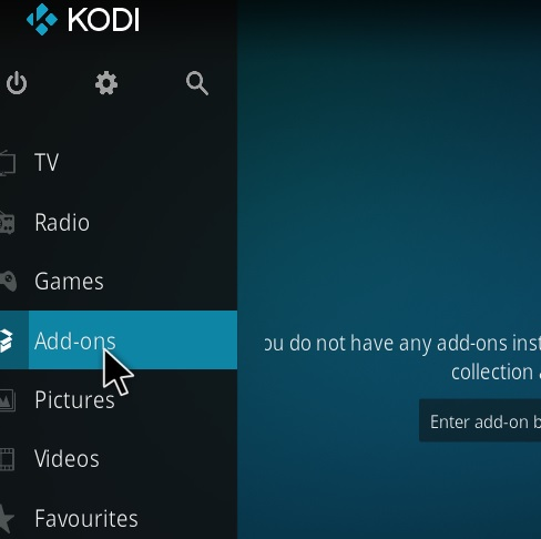 How to Install Wolf Kodi 18 Leia Add-on step 8