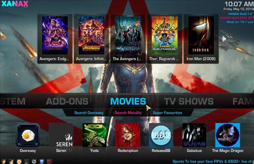 Best Working Kodi 18 Leia Builds Xanax