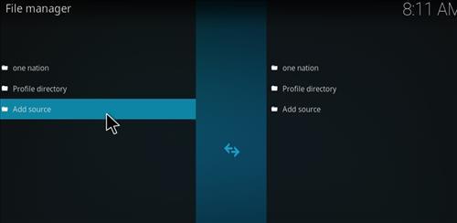 How to Install Cobalt Kodi 18 Build Leia step 3