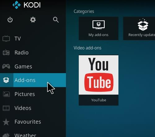 How to Install WolfPack Kodi 18 Leia Add-on step 8