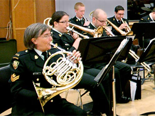 King's Own Calgary Regiment - Band