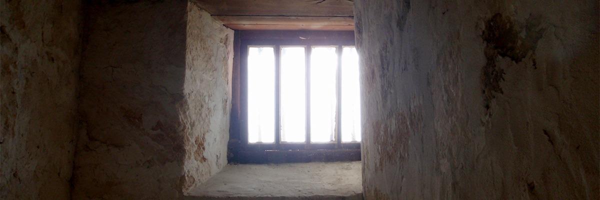 Janela de penitenciária