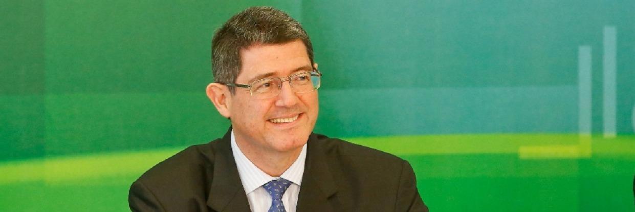 Joaquim Levy, futuro ministro da Fazenda.