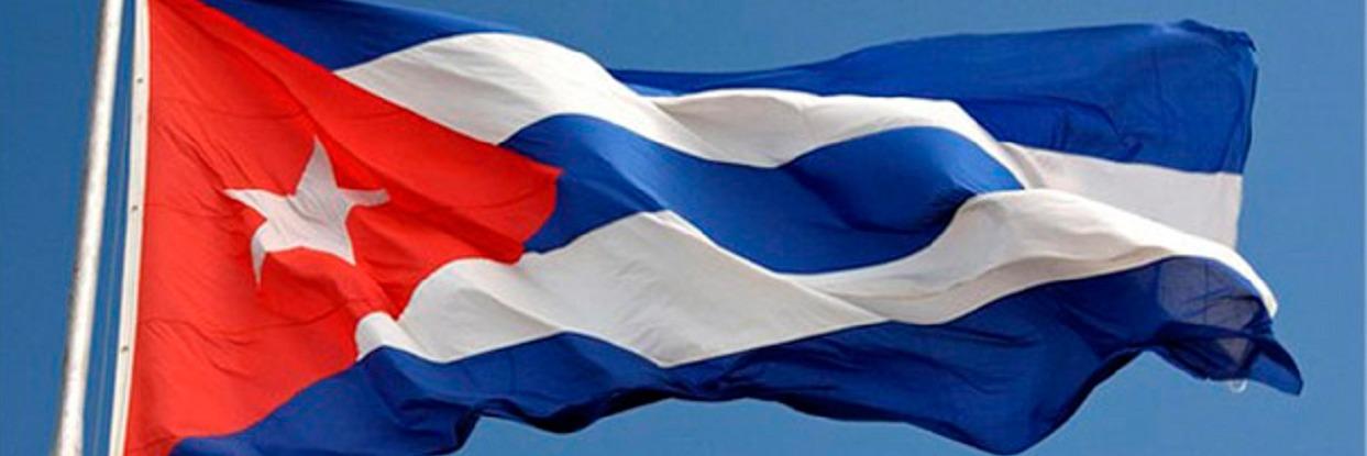Bandeira Cubana.