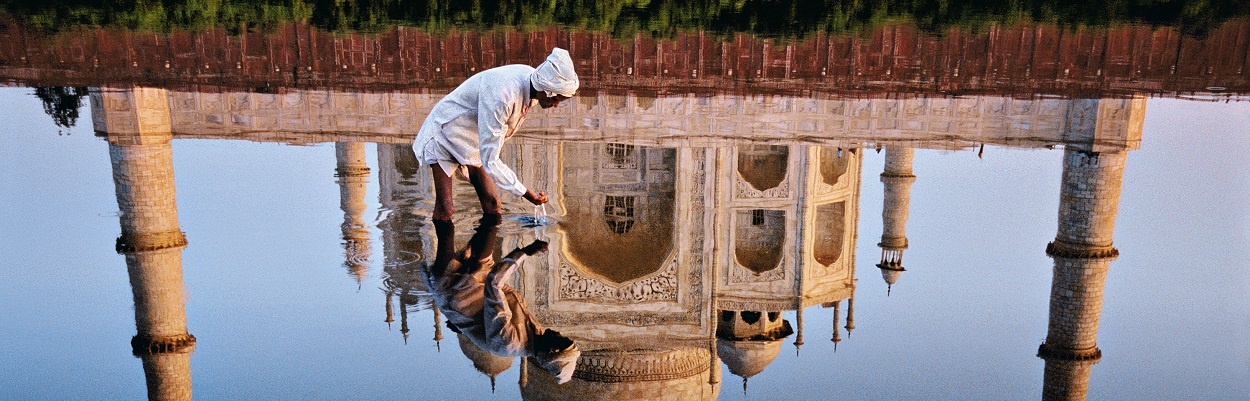 Agra, India – by Steve McCurry.