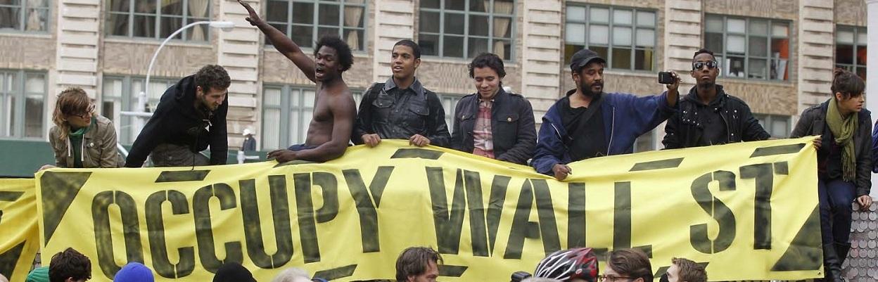 Movimento Occupy Wall Street.