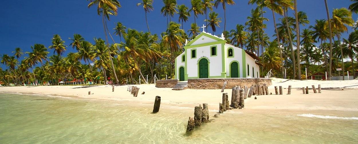 Praia do Carneiros - Pernambuco.