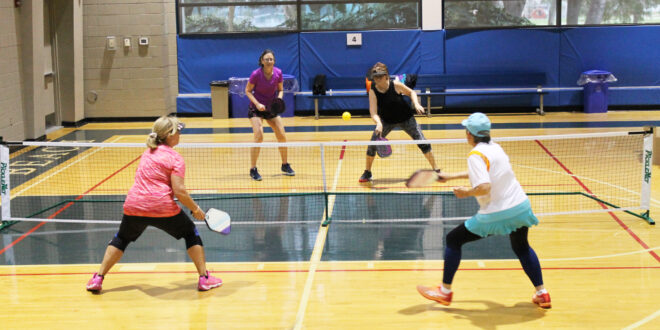 Pickleball tournament has successful two-day event – North Myrtle
