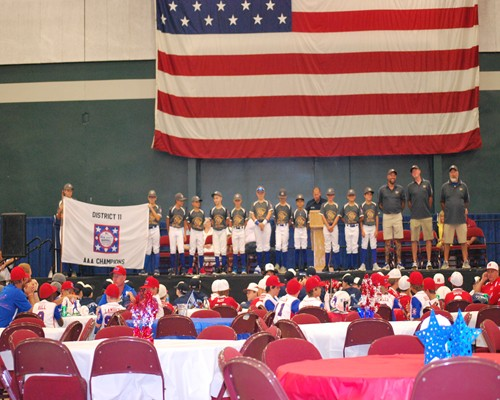 Dixie Youth All-Star teams continue play this week – North