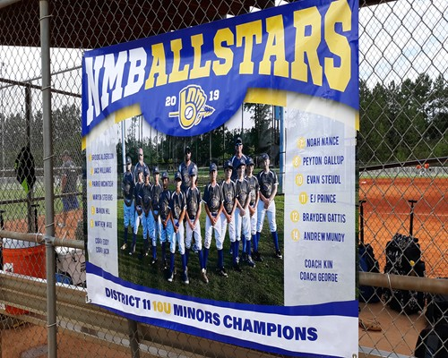 Dixie Youth All-Star teams continue play this week – North Myrtle