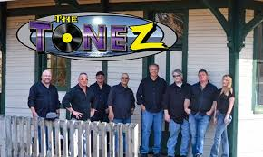 The Tonez performs tonight at the Horseshoe.