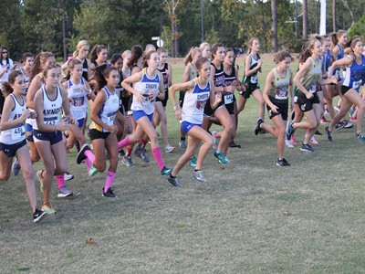 Boys, girls cross country teams finish in All-County meet