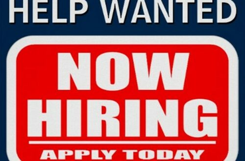 HELP WANTED APPLY TODAY