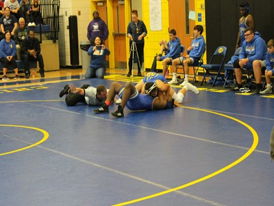NMB Chiefs wrestlers finish second in Chiefs Classic