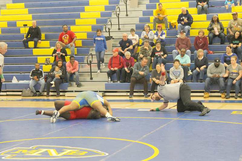 Chiefs wrestlers beat Beaufort to get to Lower State game but lose to Hartsville to end season