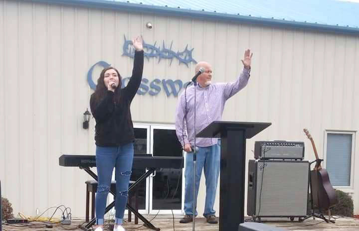 Churches getting creative giving Sunday service to congregations