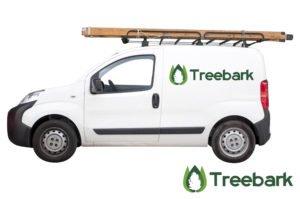 Termite Control Santa Ana Treebark Technician Truck