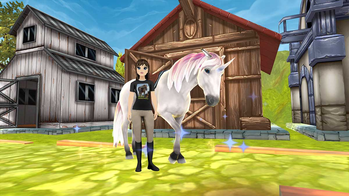 Free Horse Games Download, Star Stable, Horse Riding Games & Tales