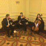 Classical String Trio