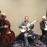 Jazz Brunch Trio with trumpet, banjo and bass