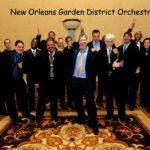 Jazz Orchestra; the New Orleans Garden District Orchestra
