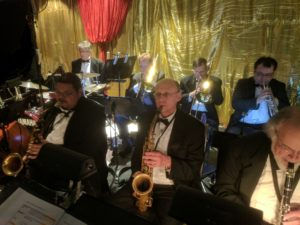NOGDO Jazz Orchestra hot, syncopated Jazz Age music of the 1920's