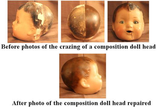 dolls repair