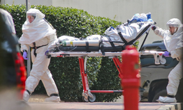 Ebola Claims Another American