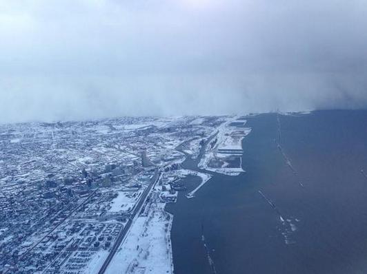 Buffalo's Brutal Blizzard