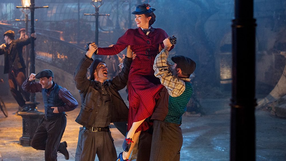 Edward's Reviews: Mary Poppins Returns is a Supercalifragilisticexpialidocious Return!