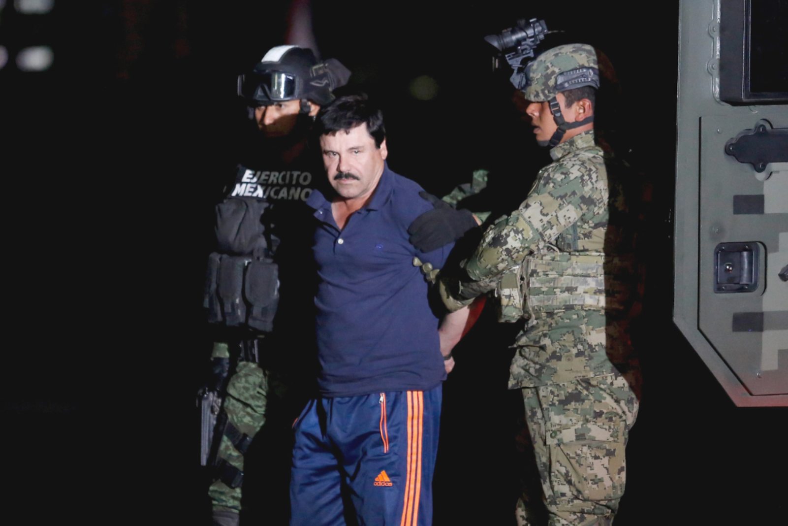 Trial of El Chapo