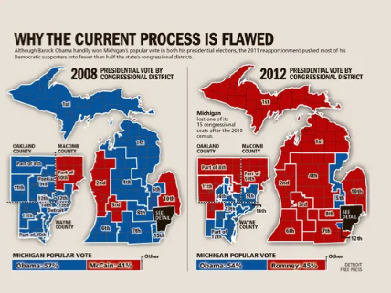Packing and Cracking: Michigan's  Gerrymandered Districts and the Census