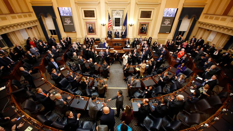 Virginia's Democrats nab the House and Senate