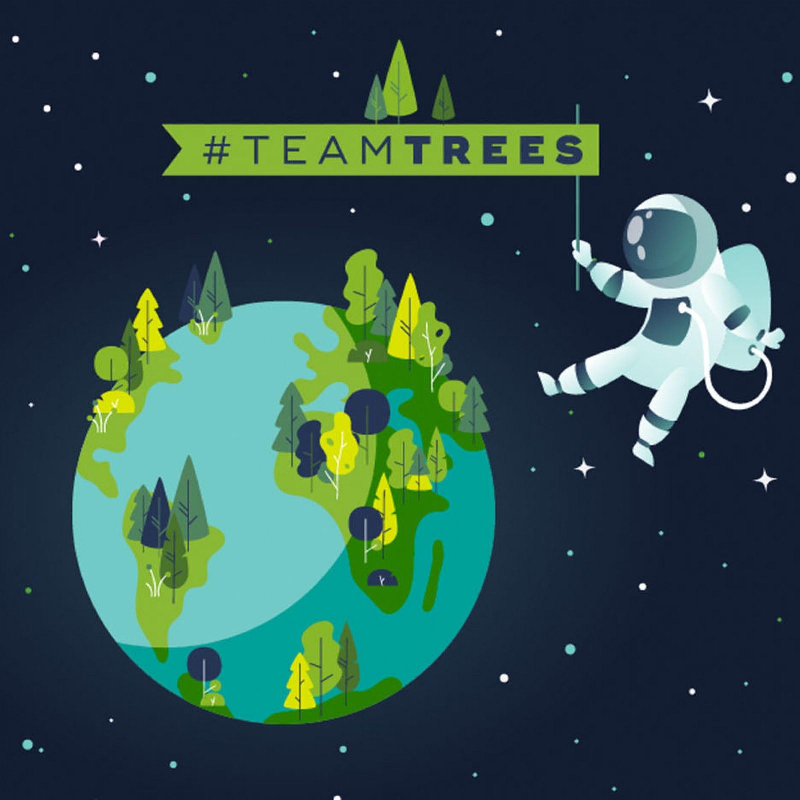 Team Trees