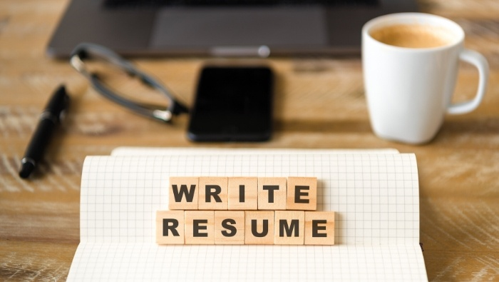 writing a job